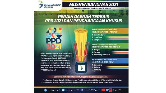 Pemkab Bangka Raih Penghargaan Pembangunan Daerah Terbaik se-Indonesia 2021 - peraih-daerah-terbaik-ppd-2021-dan-penghargaan-khusus.jpg