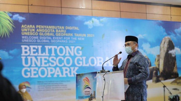 Belitung Geopark, Wakili Asia Sebagai Anggota Baru UNESCO Global Geopark 2021