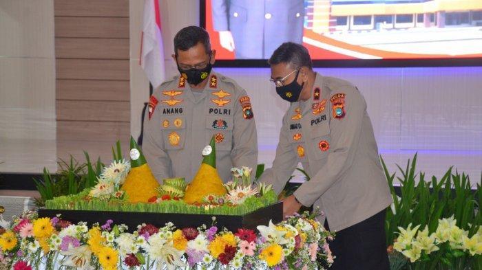 HUT ke-18 Polda Bangka Belitung, Begini Pesan Irjen (Pol) Anang Syarif Hidayat