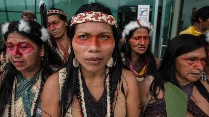 CERITA Suku Pedalaman Amazon Hidup Tanpa Pria Tapi Hamil dan Lahirkan Anak