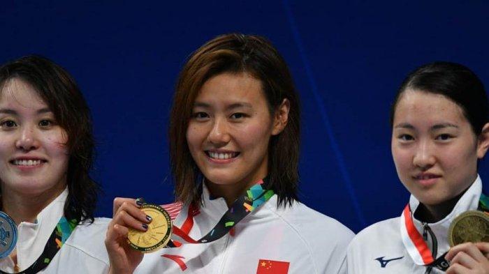 Update Perolehan Medali Asian Games 2018 Hari ini, Selasa (21/8), Atlet China Pecahkan Rekor Dunia