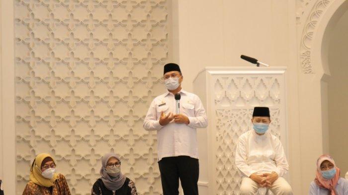 Gubernur Pesan Tingkatkan Fungsi Masjid Sebagai Penggerak Ekonomi Umat
