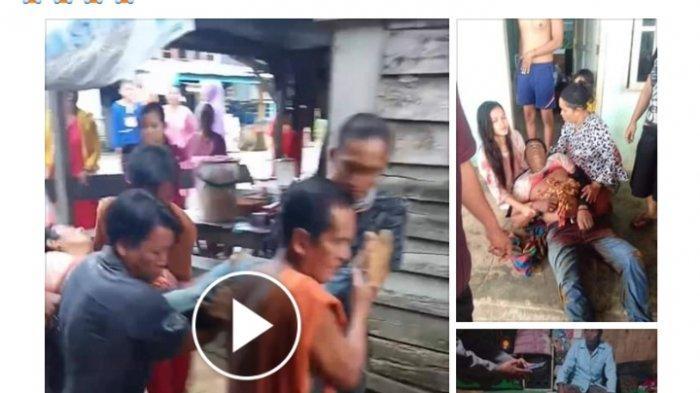 Sempat Kabur, Pelaku Penusukan Korban Pembunuhan di Dusun Serdang Berhasil Diringkus di Payung