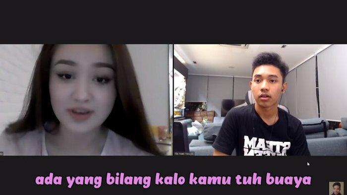 Fans Fiki Naki Kembali Dibuat Geram, Pria Indonesia Ini Temui Dayana Lalu Katakan Cinta