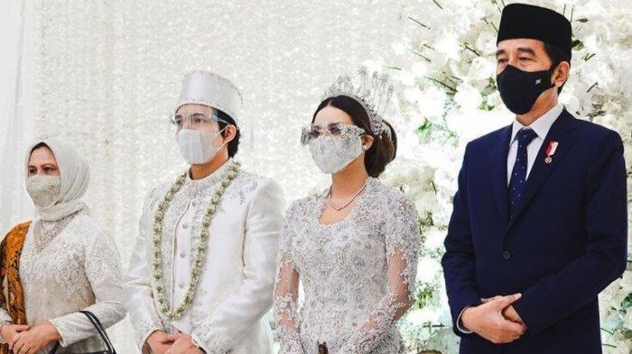 Atta Halilintar Tercengang Buka Isi Kado Pernikahan dari Jokowi dan Iriana, Aurel: Asli Nih Pasti