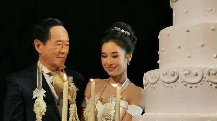 Kakek 70 Tahun Nikahi Gadis Muda, Usia Terpaut 50 Tahun, Mas Kawin Capai Rp 9,3 M