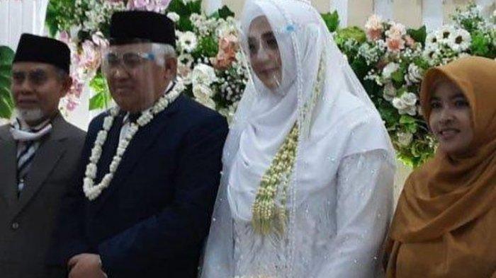 4 Fakta Pernikahan Din Syamsuddin dan Rashda Diana, Mas Kawin hingga Profil Rashda