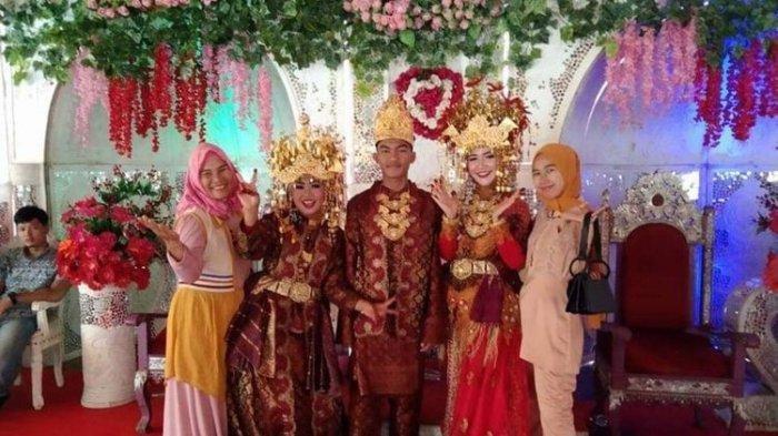 CERITA di Balik Pria 18 Tahun Nikahi 2 Gadis Sekaligus hingga Bikin Syok Keluarga