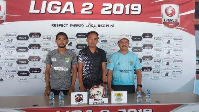 Lawan Babel United FC, Pelatih Perserang Cukup Curi Satu Poin
