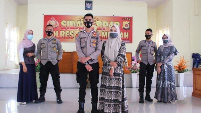 INGAT, Wanita Jangan Mudah Percaya Polisi Gadungan, Jika Menikah sama Polisi Harus Ikuti Sidang Ini