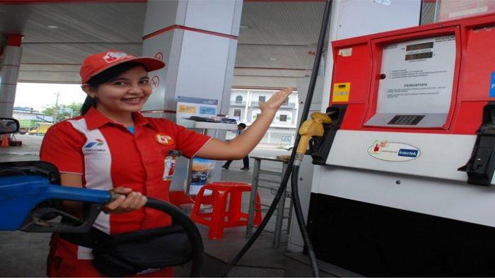 Kenaikan Harga BBM Non-Subsidi Hari Ini Pukul 00.00 Naik 300 Rupiah