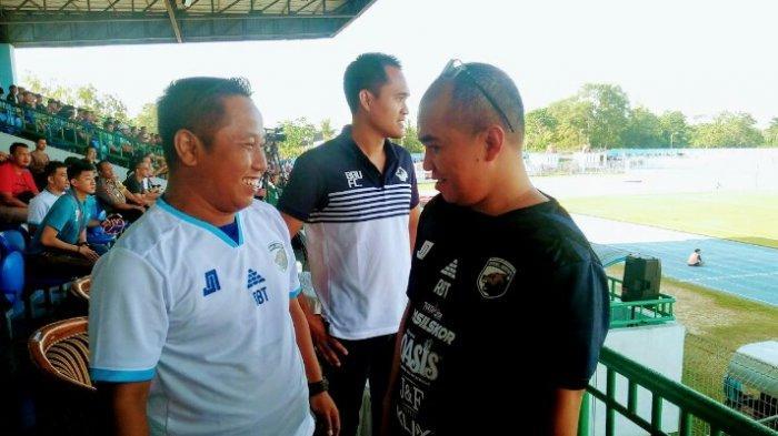 Wali Kota Pangkalpinang Maulan Aklil Siapkan Bonus Rp 5 Juta Kepada Tim Babel United FC