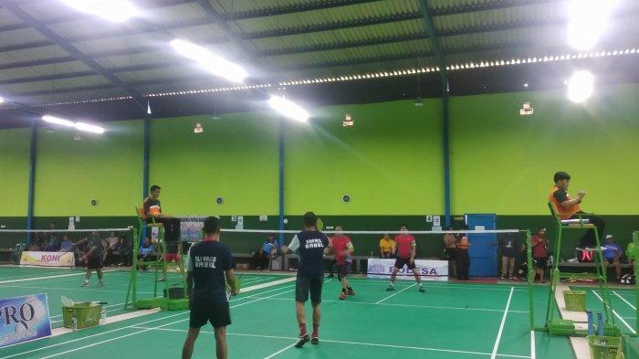 Wakil Bangka Belitung Cabang Olahraga Bulu Tangkis Kalah Lagi dari Wakil Jambi