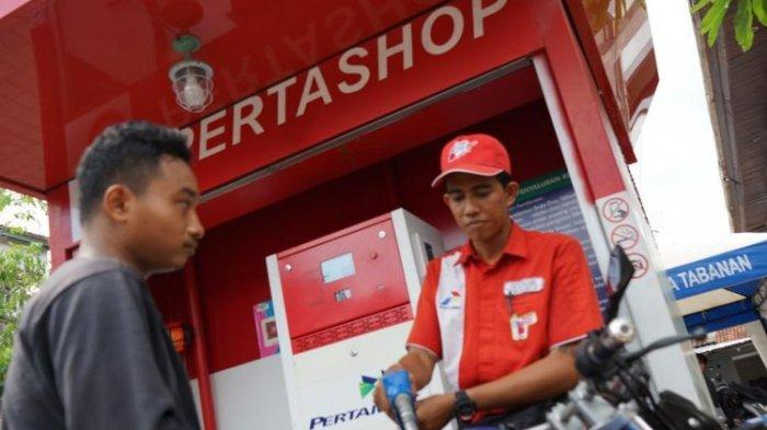 Daftar Nama SPBU di Bangka Belitung yang Layani Cashback Pembelian BBM Untuk Driver Ojol