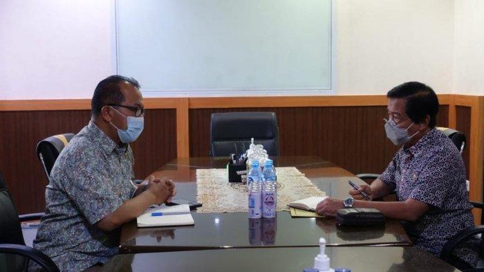 Pertumbuhan Listrik Babel Tertinggi di Indonesia, Wagub Dorong Percepatan Kabel Laut