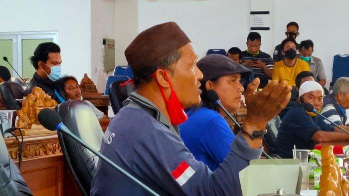 DPRD Fasilitasi RDP, Pokmaswas Tanjung Ketapang Tanyakan Izin Tambak Udang di Wilayahnya