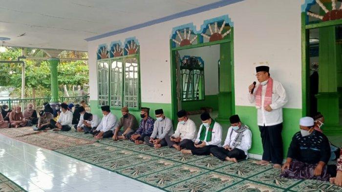 Jalin silaturahmi dengan Safari Ramadhan, IAIN SAS Babel datangi Masjid Al Muhajirin II
