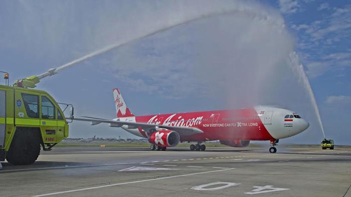 AirAsia Buka Kembali Rute Penerbangan Internasional untuk Rute Ini Mulai 18 Mei 2020