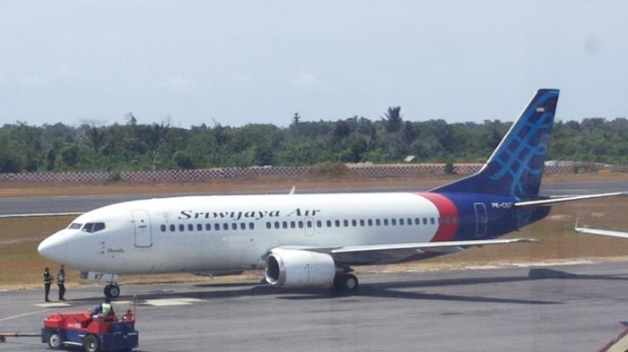 Segini Jumlah Penumpang Pesawat Sriwijaya Air SJ 182 yang Hilang Kontak, Harusnya Landing 15.50 WIB
