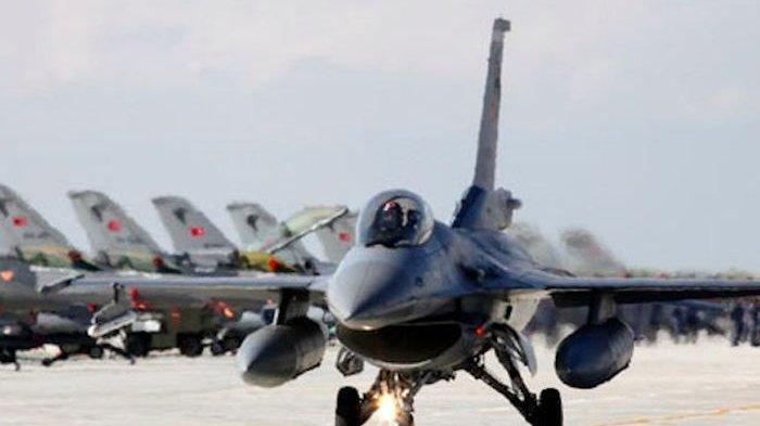 KEMAMPUAN Jet Tempur F-16, Punya Senjata yang Sangat Mematikan