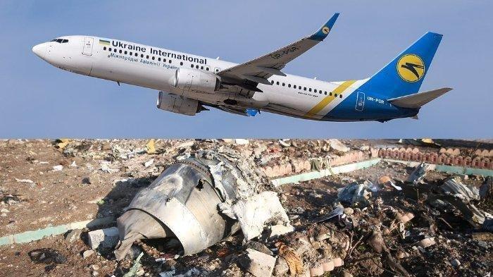 Firasat Katerina Istri Pilot Pesawat Ukraina, Minta Suaminya Tak Terbang Tapi Malah Maksa