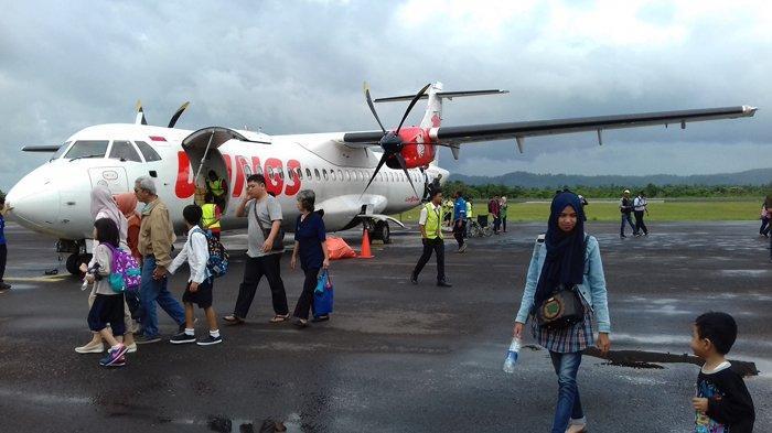 Sejumlah Maskapai Batalkan Penerbangan Transportasi Ke Negeri Laskar Pelangi Semakin Sulit Bangka Pos