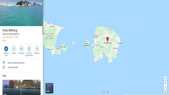 Kabupaten Belitung