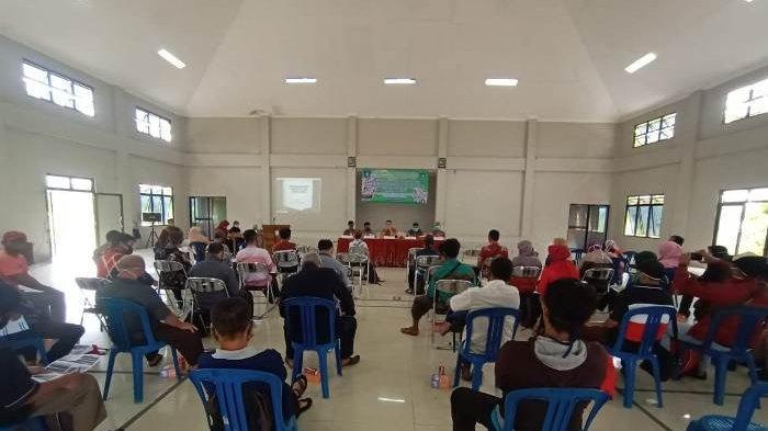 Disperindag Bangka Belitung Berikan Pembekalan SNI Lada Putih ke Petani Lada