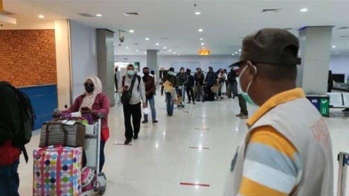 Satu Penumpang Garuda Positif Covid-19 Lolos ke Pesawat, 90 Orang Diminta Karantina Mandiri