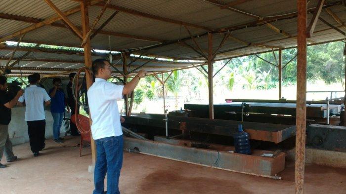 Petugas Imigrasi Gagal Temui WNA Pekerja Tambang Timah di Desa Keposang