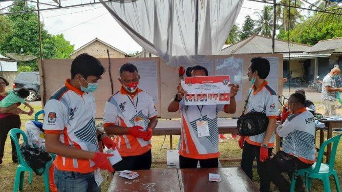 Doni Indra Ucap Terima Kasih ke Warga Teladan Setelah Menang di TPS Tempatnya Mencoblos