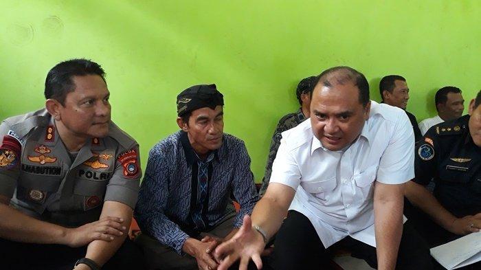 Erzaldi Siagakan Dua Kapal Pengawas di Perairan Tanjung Sangkar