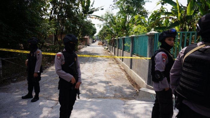 4 Wilayah di Jawa Tengah Ini Masuk Zona Penyebaran Radikalisme dan Terorisme