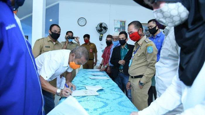 12 Parpol yang Memiliki Kursi di DPRD Bangka Dapat Dana Hibah Daerah Senilai Rp 951.155.433