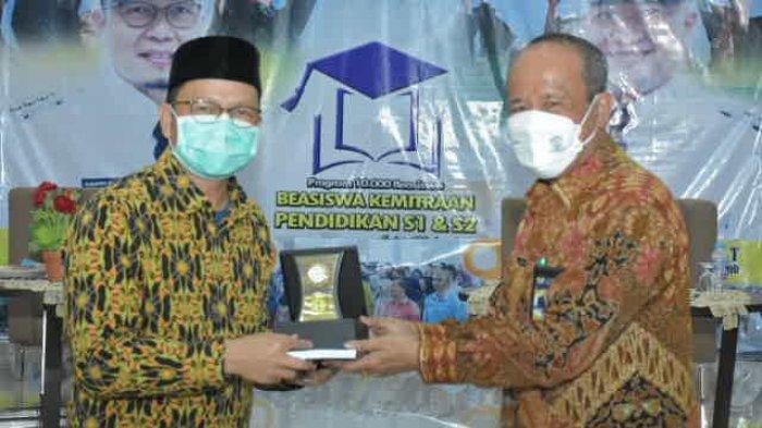 Universitas PGRI Palembang Berikan Kuliah Gratis