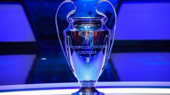 Hasil Drawing 16 Besar Liga Champions : Madrid vs City, Barcelona vs Napoli, Liverpool vs Atletico