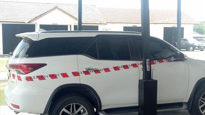 Penyidik Sita Fortuner VRZ dan Sebidang Tanah dari Kasus Dugaan Korupsi PT BPRS Cabang Muntok