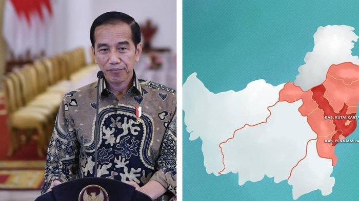 Penjelasan Bappenas Soal Lahan Ibu Kota Baru Disebut Tanah Sukanto Tanoto serta Reaksi April Grup