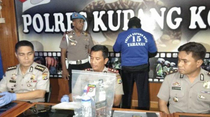 Pilot Senior Lion Air Simpan Sabu di Dompet Dibawa dari Tangerang ke Kupang