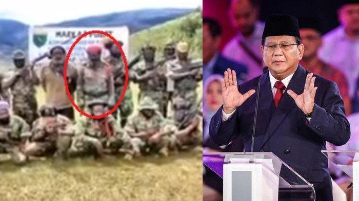 Pentolan KKB Papua Sebut Nama Prabowo saat Ancam Tembak Mati Para Pekerja Freeport Tanpa Terkecuali
