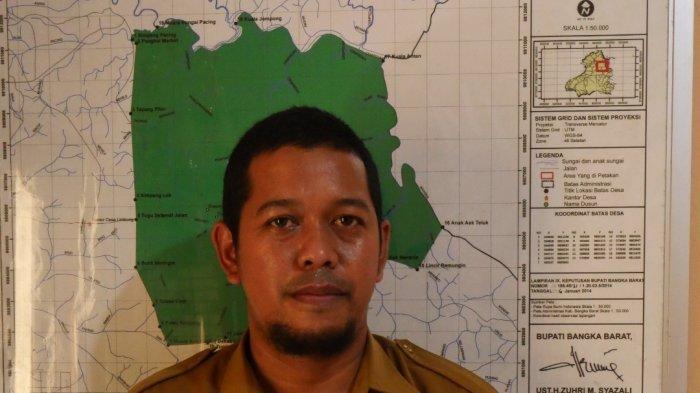 Pj Kepala Desa Rukam Bangka Barat, Iwan Ferdianto