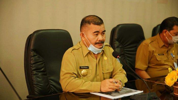 Jelang Pilkada, Pjs Bupati Sahirman Imbau Semua Pihak Jaga Kondusivitas Bangka Barat