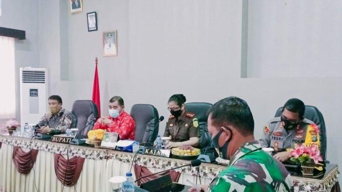 Pjs Bupati Bangka Barat Sahirman Djumli: Rapid Test Wajib Tanpa Kecuali
