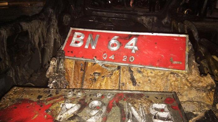 Ini Penjelasan Kepala BPKP Terkait Penggunaan 2 Plat Mobil Innova yang Terbakar