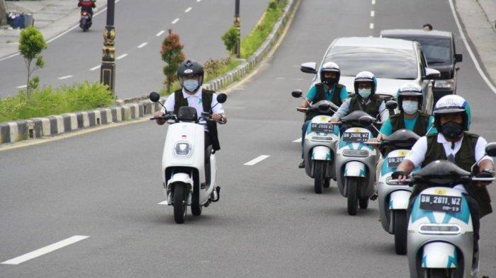 Motor Listrik Mengaspal di Belitung, Bisa Isi Baterai di Mana Pun - pln-23.jpg