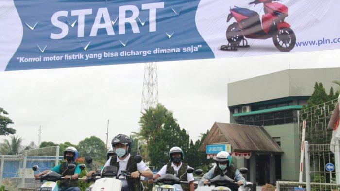 Motor Listrik Mengaspal di Belitung, Bisa Isi Baterai di Mana Pun - pln-230.jpg