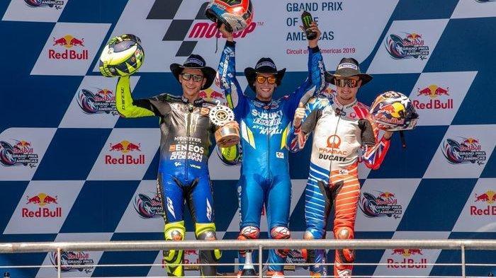 Jack Miller Tak Menyangka 2 Pebalap Ini Jadi Ancaman di MotoGP Amerika 2019