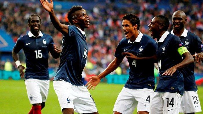 Rekor Buruk Prancis Tak Pernah Menang saat Bertemu Argentina
