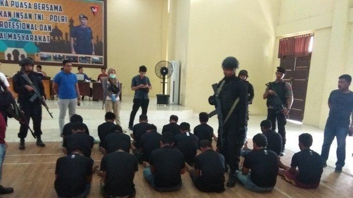 Viral Video Oknum TNI Dikeroyok di Jambi, Begini Nasib Para Pelaku, Puluhan Orang Ditangkap