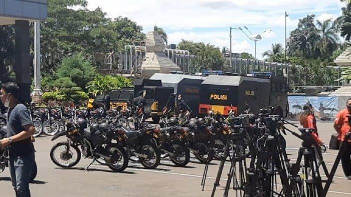 Polda Sudah Siapkan Baracuda, FPI Malah Tidak Datang, Padahal Bilang Mau Bawa Massa, Ngeprank-kah?